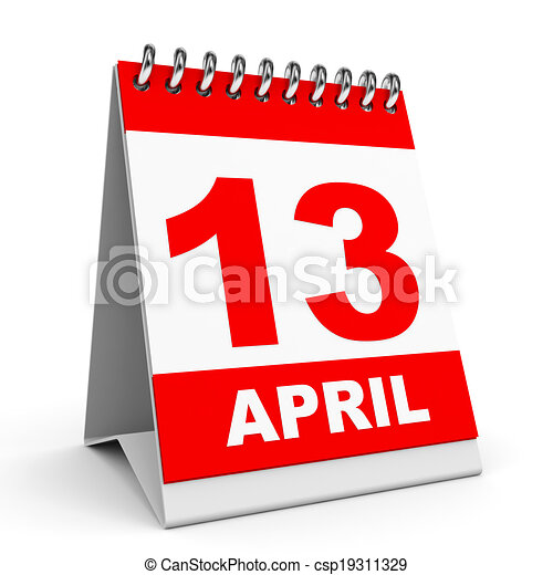 Calendar With Note clip art Free Vector / 4Vector