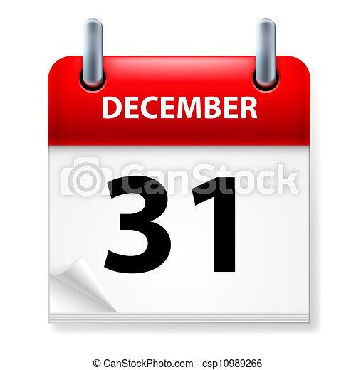 Calendar - csp10989266
