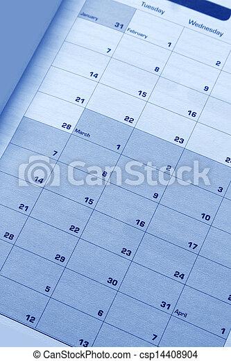 Calendar - csp14408904