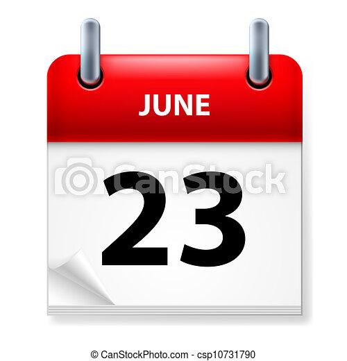 calendario - csp10731790