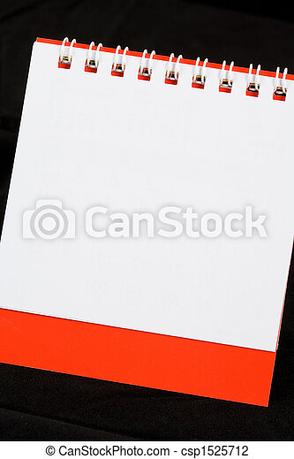 calendario, vuoto - csp1525712