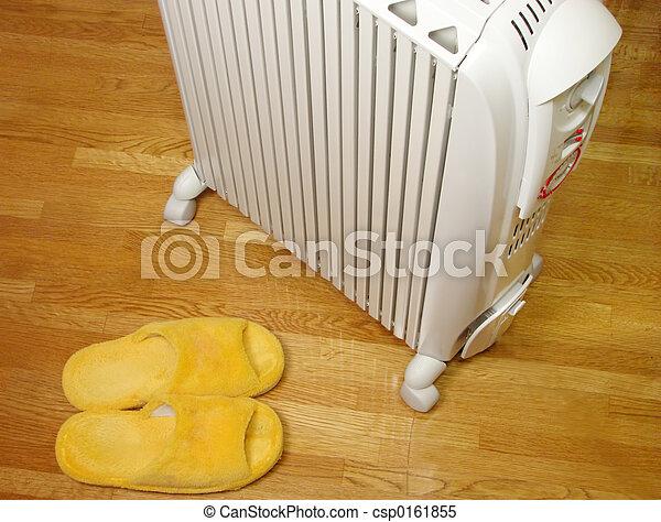 Calentador de aceite y pantuflas - csp0161855
