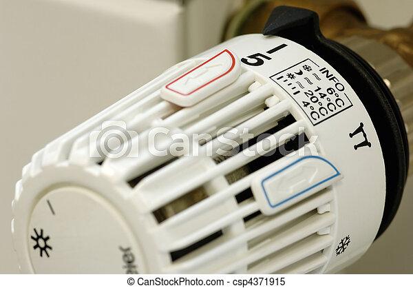 Normas de calor - csp4371915