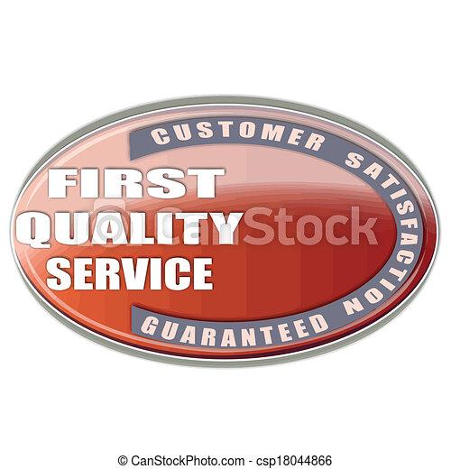 Primera calidad - csp18044866