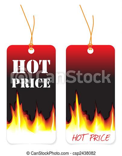 Marcas de precios calientes - csp2438082
