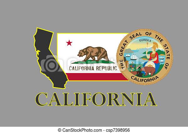 California - csp7398956