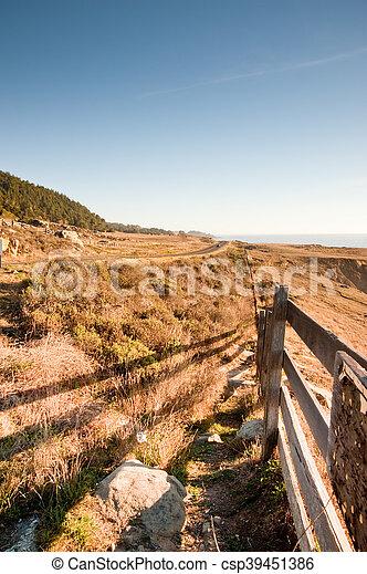 California coast - csp39451386