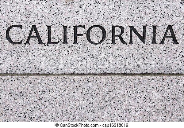 California - csp16318019