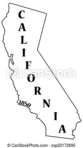 California State And Date