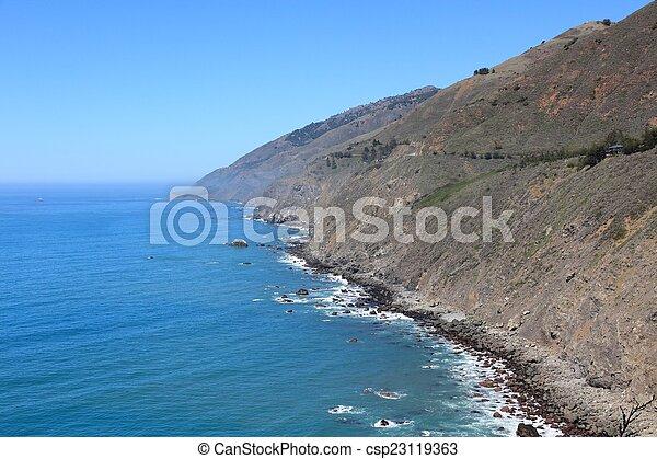 California - csp23119363