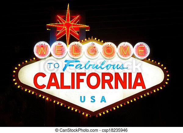 California - csp18235946