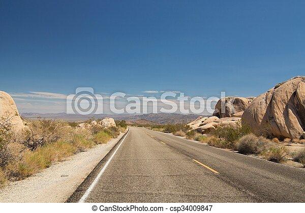 California - csp34009847