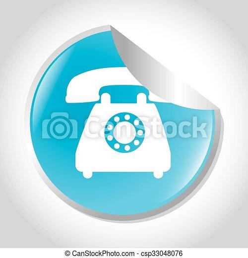 Call center business  - csp33048076