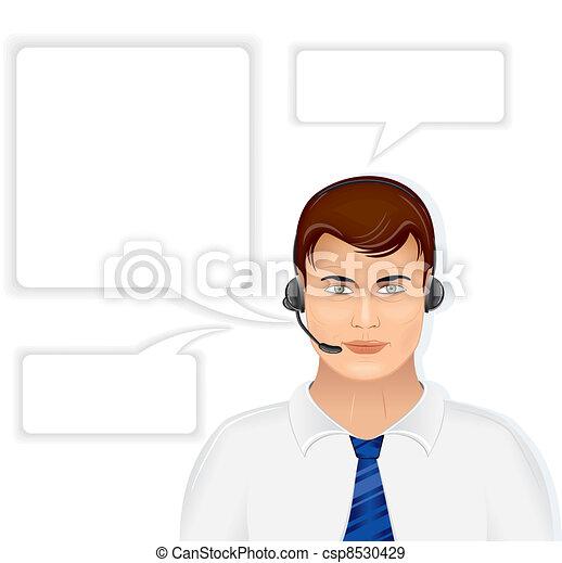 Call Center Operator - csp8530429