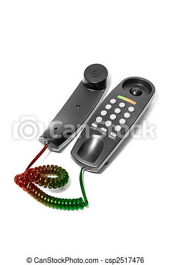 Calling phone - csp2517476