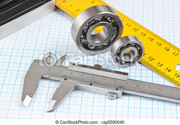 callipers with bearing - csp5590040
