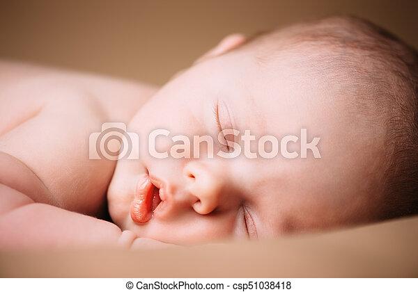 calm baby sleep - csp51038418