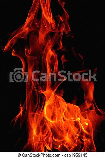 Calor intenso - csp1959145