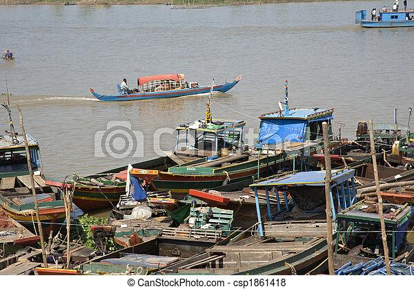 Cambodia - csp1861418