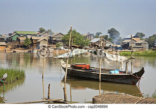 Cambodia - csp2046694