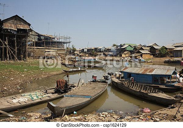 Cambodia - csp1624129