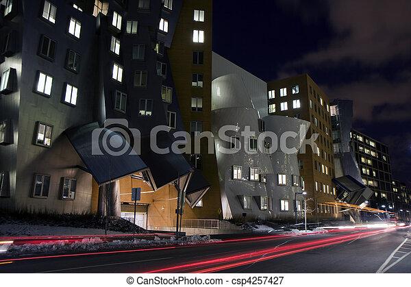 Cambridge street - csp4257427