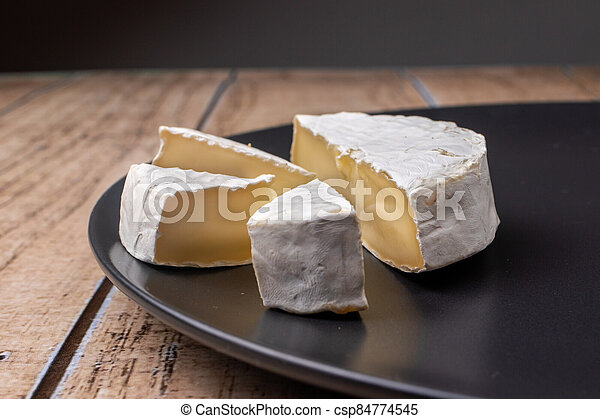 Camembert Cheese Is A Soft Elite French Cheese With A Crust Of White Mold Made From Cow S Milk Canstock