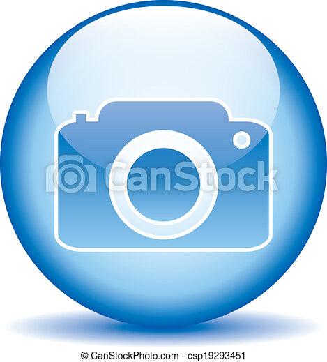 Camera button - csp19293451