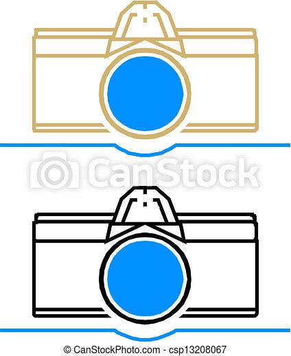 Camera  - csp13208067