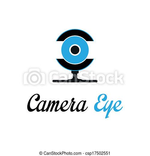 Camera eye - csp17502551