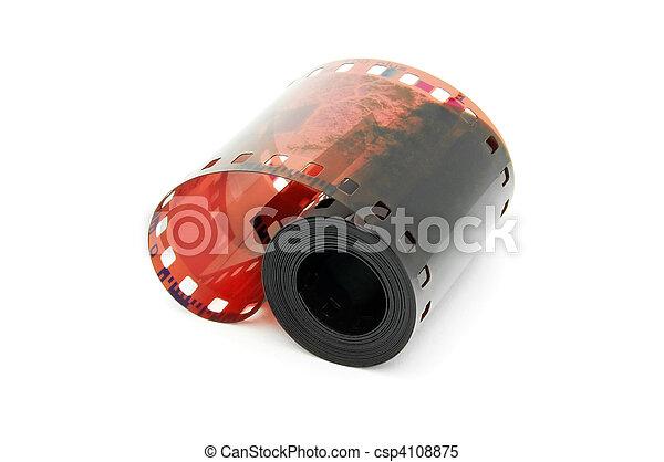 camera film - csp4108875