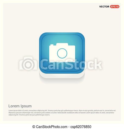 Camera Icon - csp62076850