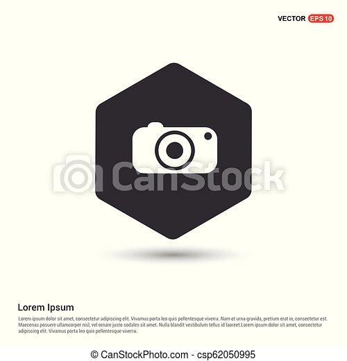 Camera Icon - csp62050995