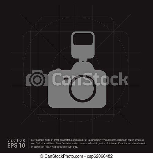 Camera Icon - csp62066482