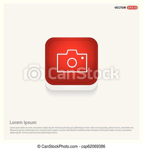 Camera Icon - csp62069386