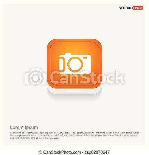 Camera Icon - csp62070647