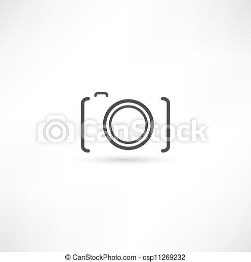 Camera Icon - csp11269232