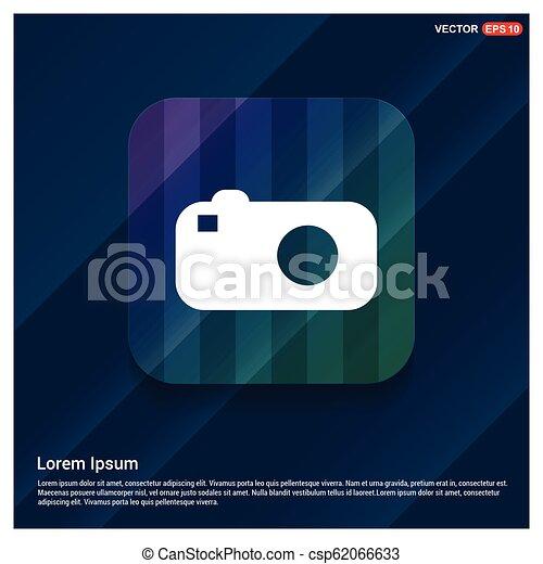 Camera Icon - csp62066633