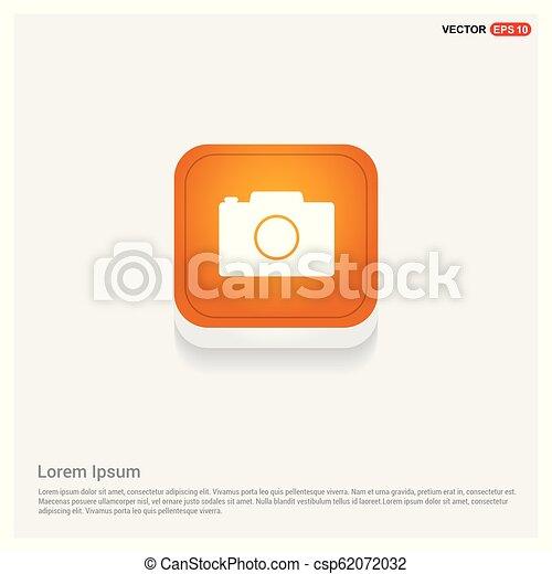 Camera Icon - csp62072032
