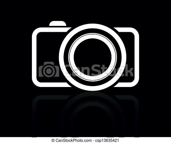 Camera Icon - csp13635421
