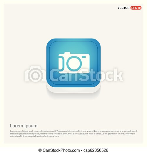 Camera Icon - csp62050526