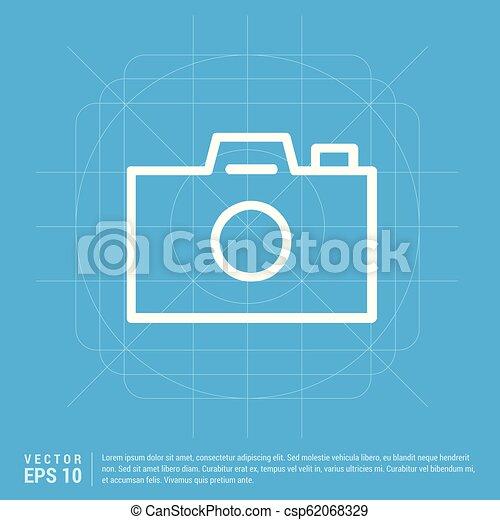 Camera Icon - csp62068329