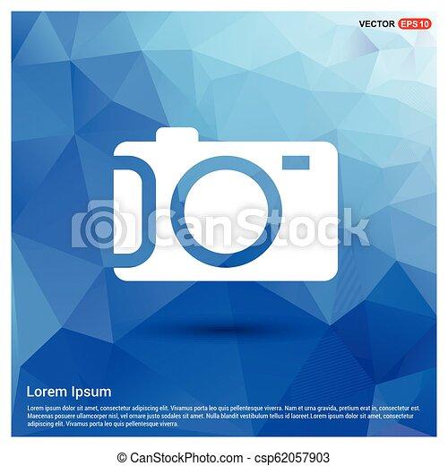 Camera Icon - csp62057903