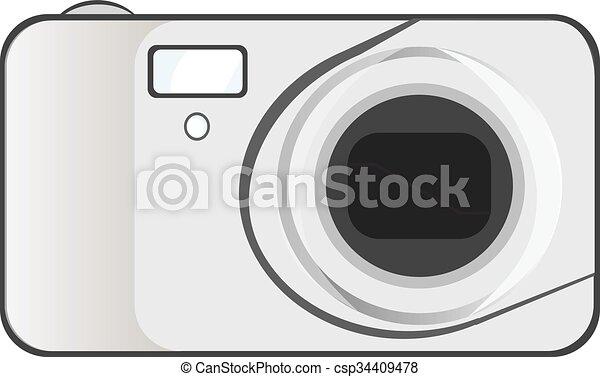 camera  - csp34409478