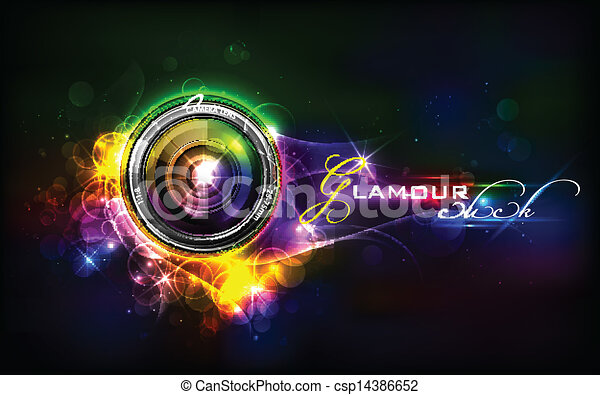 Camera Lens - csp14386652