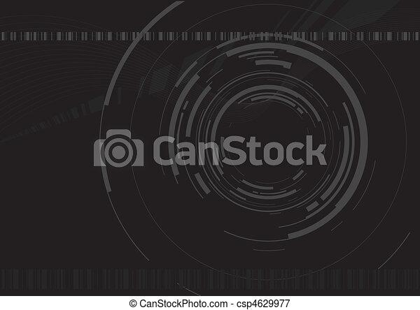 camera lens - csp4629977