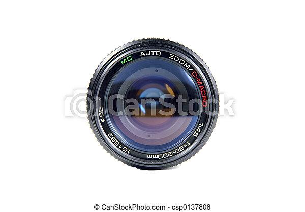Camera Lens - csp0137808
