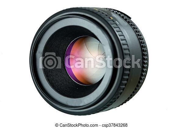Camera lens - csp37843268