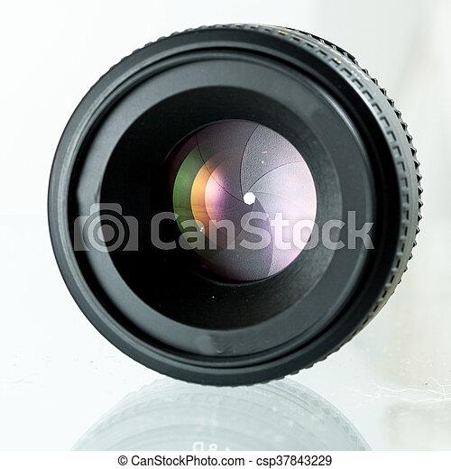 Camera lens - csp37843229