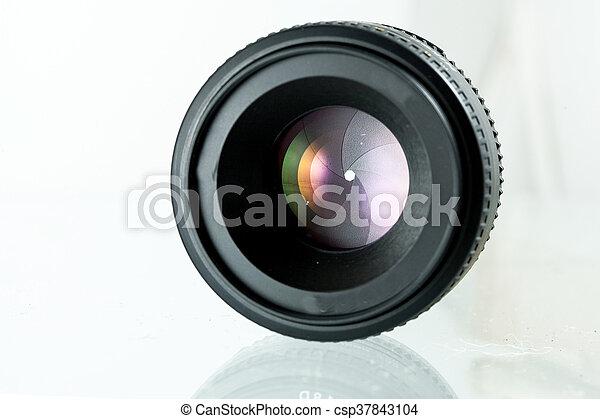 Camera lens - csp37843104